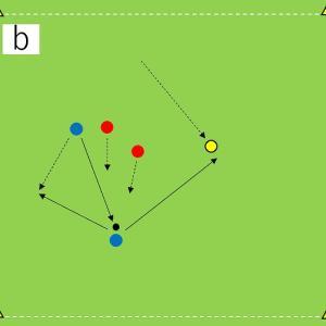Tr116) 2対2+フリーマン【パス&ゴー、動きなおし】