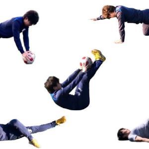 Tr123) 【ドイツ代表も取り組む】さまざまな体幹トレーニング