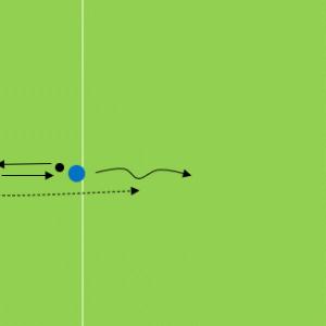 Tr149) 【決定力アップ】ゴールキーパーとの1対1