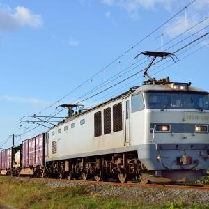 EF510-510 & 海里 & いなほ
