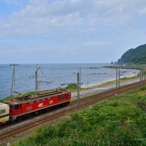 日本海縦貫貨物 4060レ&4075レ