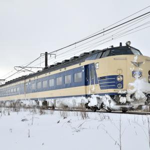 583系 秋田車 N1+N2編成の過去画像(その2)