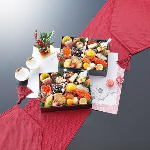 今年のおせちは一人お重が人気|京都御所南京料理「やまの」監修の【双葉】