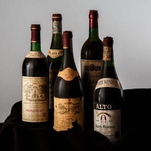 初心者向けワイン入門㉒【ティスティング❺ 熟成赤ワイン】