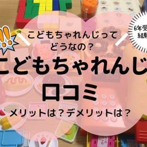 【こどもちゃれんじの口コミ】ぷち(1歳)からじゃんぷ(6歳)まで6年間やってみた!