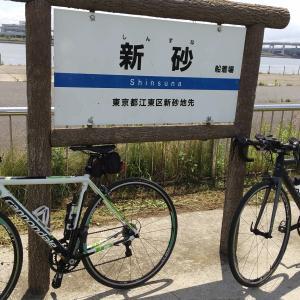 【バイク練】今年初の荒川ロングライド 120㎞!