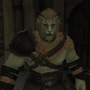 ロスガルの猫背矯正?