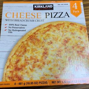 「本当のコストコ おすすめ品」コストコ通の会員が選ぶリピート品はコレ!チーズ ピザ