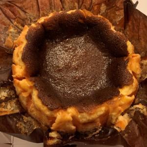 OISIX オイシックスが待ち遠しいブログ。おススメの食材①濃厚プレミアム バスク風チーズケーキ