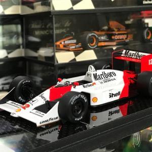 MP4/4 JapaneseGP (1988) Ayrton Senna