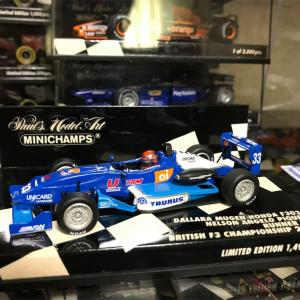 Piquet Sports F303 British F3 (2003) Nelson Piquet jr