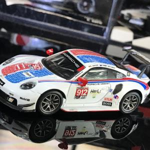 1/64 Porsche GT Team No.912 Daytona 24h (2019)