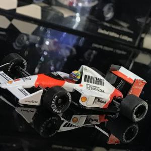 1/64 MP4/5 (1989) Ayrton Senna