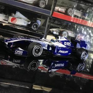 FW31 (2009) Nico Rosberg