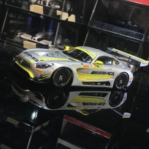 Mercedes AMG TDA MacauGP (2017) Edoardo Mortara