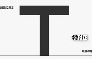 「 I 字 ⇒ T字 ⇒ π字+H字 」型理論を知っていますか?