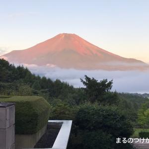 ③山中湖旅行〜赤富士•富士山牧場•信水堂〜