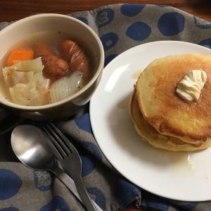 介護食レシピ:豆腐入りやわらかホットケーキ