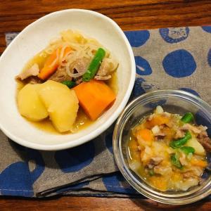 介護食レシピ:介護食といえば煮物。そしてやっぱり定番の肉じゃが