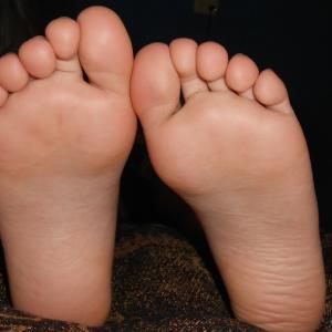 【足裏を綺麗にして運気アップ】足が綺麗だと気持ちが良い
