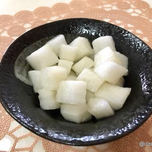 【チキンム】ハチミツで作る韓国風大根の甘酢漬け