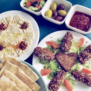 【Kalamata Cafe】自宅で初めてのエジプト料理@Desa Sri Hartamas
