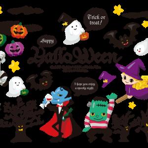 ハロウィンの・・・鬼!?
