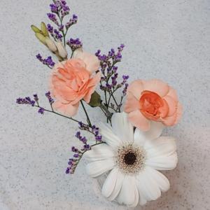 GWの終わりとお花