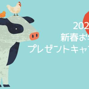 【当選メール送信済】2021年C&K お年玉企画 プレゼントキャンペーン