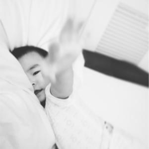 夜間断乳3日目(夜間断乳失敗か?)