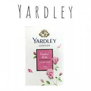 【マレーシア現地調達】英国の香り、Yardley(ヤードレー)石鹸