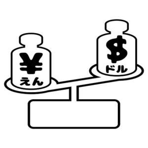 ドル円105円を突破し円高になりました。