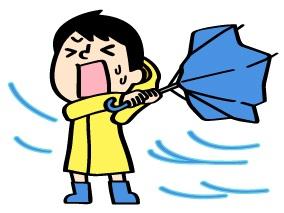 西日本は被害が大きいです。