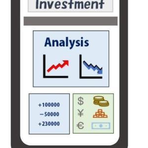 SBI証券のスマホアプリが凄くいいですね。