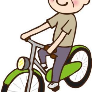 80代女性が自転車で40キロ走った事に驚き。