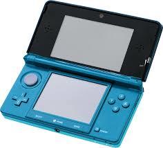 3DSについて