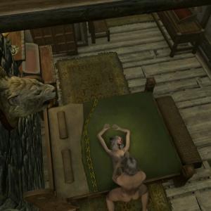 XboxOne スカイリム FlowerGirls SEでカスタムフォロワーとやるMOD