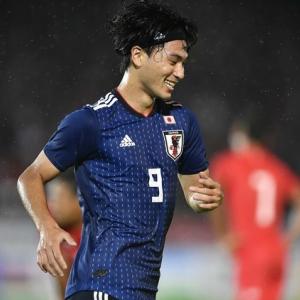 【W杯アジア2次予選・結果】日本VSミャンマー