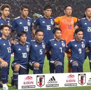 【ハイライト動画】キリンチャレンジカップ2019 日本VSパラグアイ