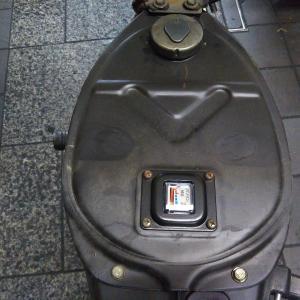 #バイク屋の日常 #ホンダ #スーパーカブ #C50 #燃料メーター交換 #17800-GBJ-M31