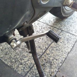#バイク屋の日常 #ホンダ #VTR250 #シフトペダル #交換 #品番