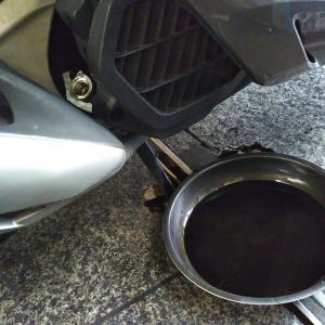 #バイク屋の日常 #ホンダ #PCX125 #エンジンオイル #交換