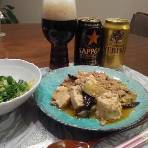 ハーフ&ハーフと麻婆豆腐