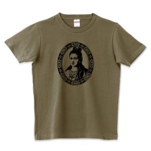 神功皇后 古代 皇后 摂政 女帝 歴史人物Tシャツ Historical Figures 100
