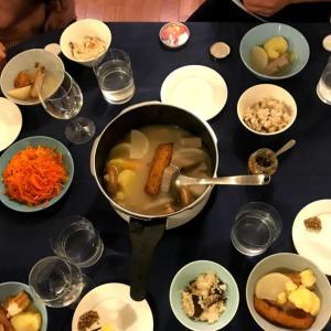 秋冬のおもてなし料理。我が家の定番は塩おでん。
