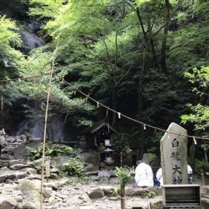 パワスポ巡り~桃尾の滝~