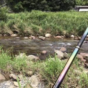 釣り情報で右往左往~赤木川~
