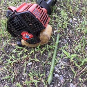 草刈り機用チャンバー開発