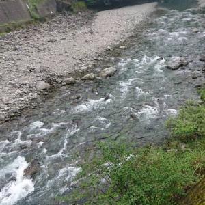 梅雨明けで釣果UP~上北山~