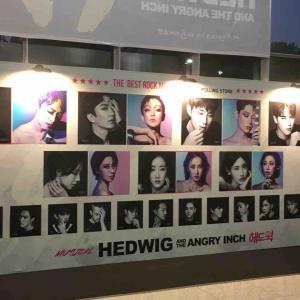韓国ミュージカル「ヘドウィグ」をより楽しむ